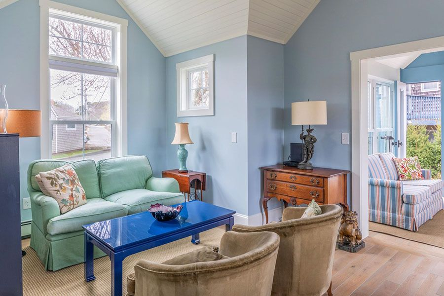 provincetown sitting room