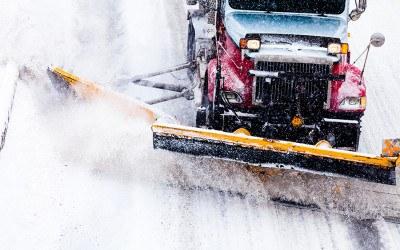 snow plow