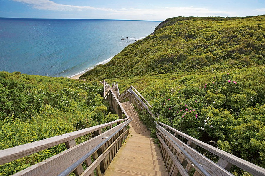 Boston Traveler Block Island Rhode Island