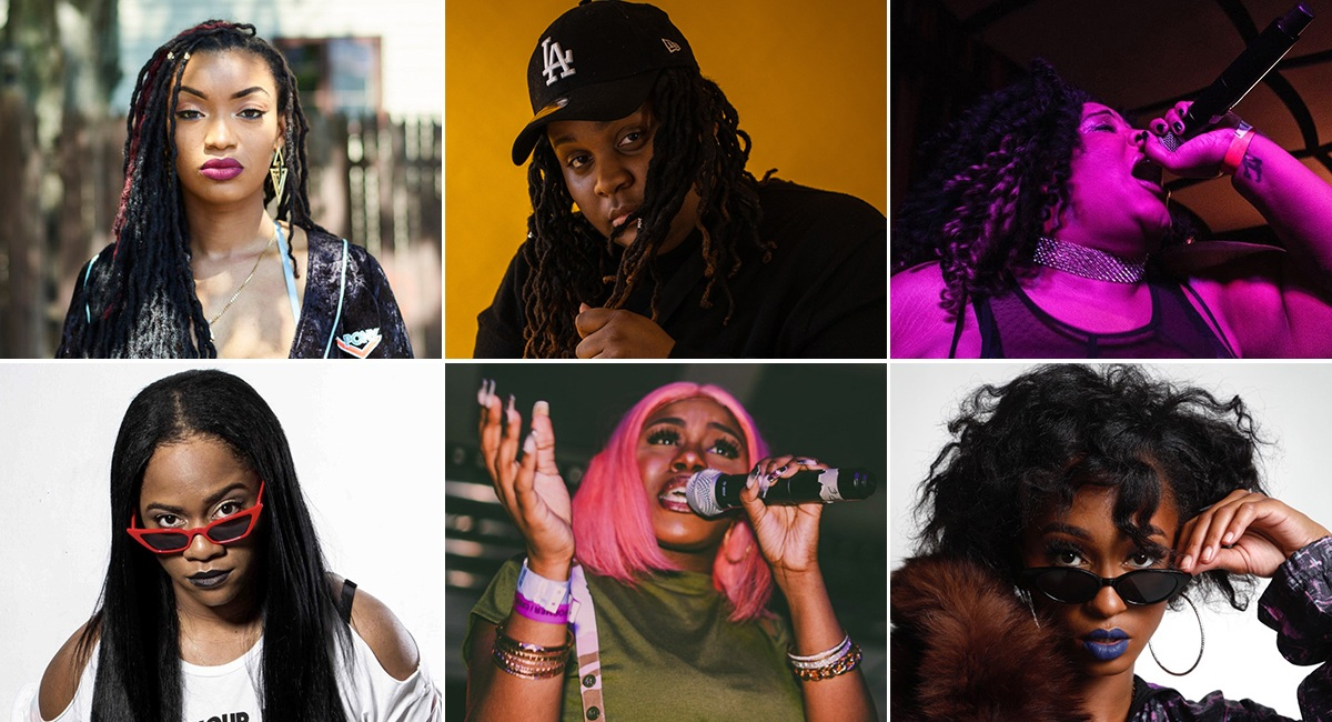 The Six Female Emcees In Boston Everyone Should Be Listening To