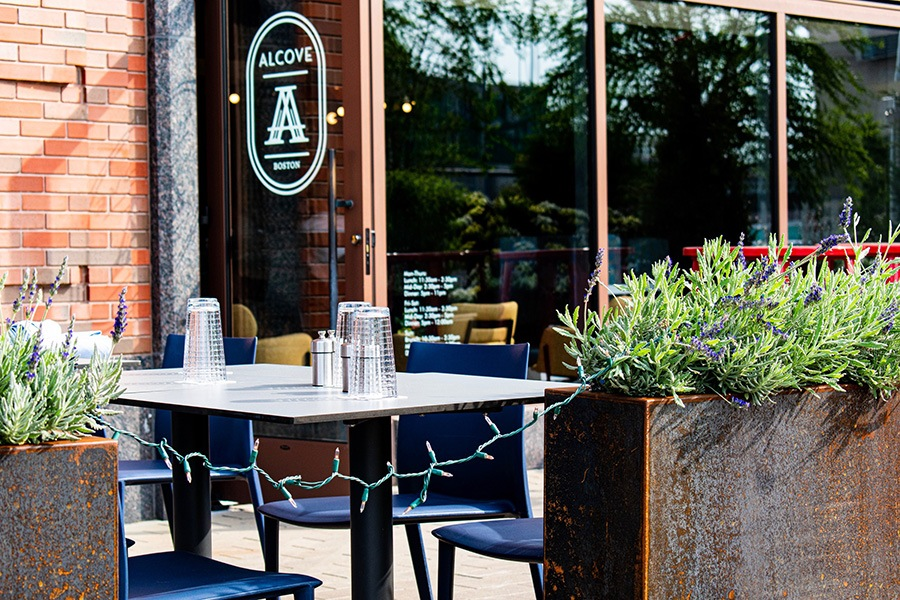 15 Coolest New Outdoor Patios Open in 2019 around Boston