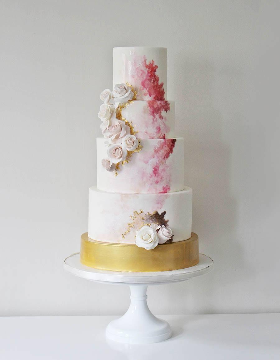 The Best Wedding Cakes In Boston