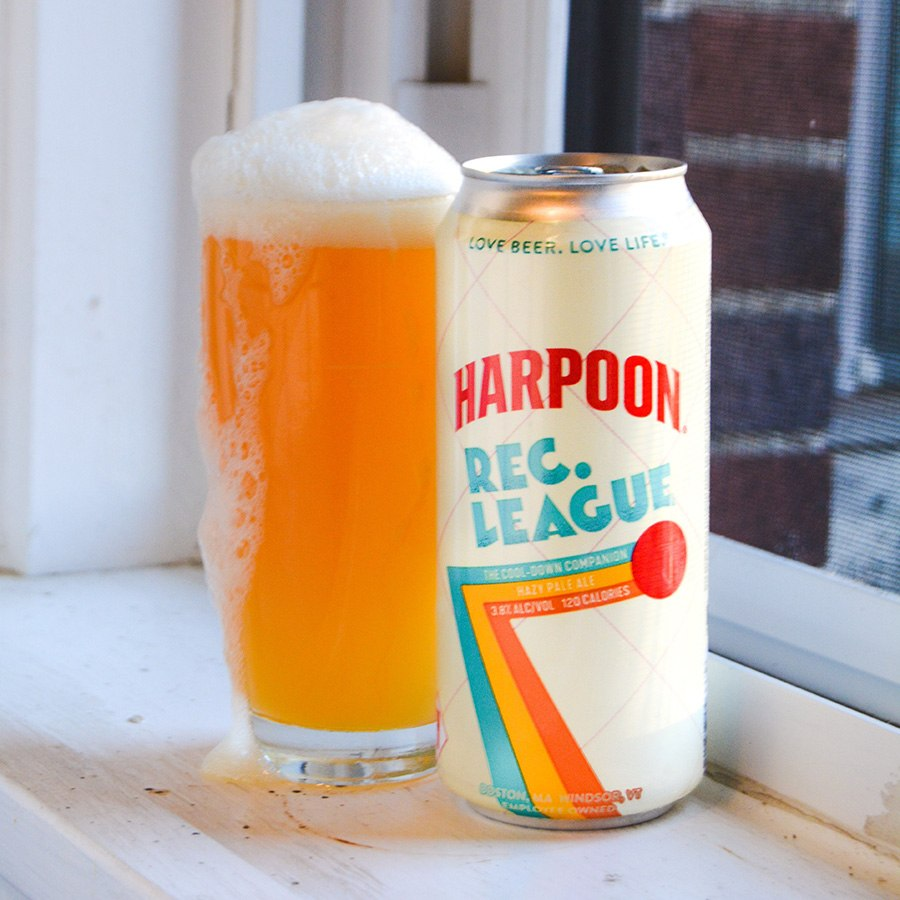 Harpoon Rec League—Craft Beer Cellar