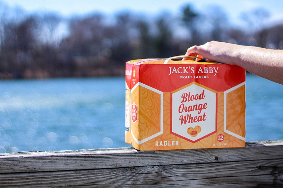 Jack's Abby Blood Orange Wheat 12-pack case