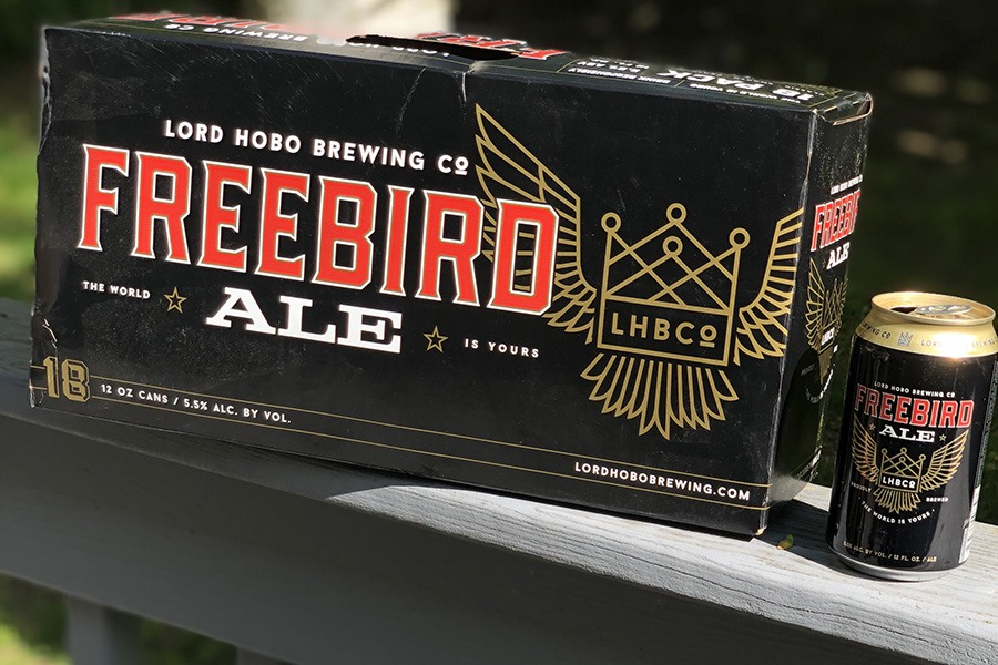 Lord Hobo Freebird 18-pack case
