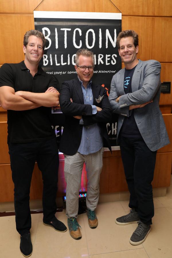 Photos: Bitcoin Billionaires Book Launch Party