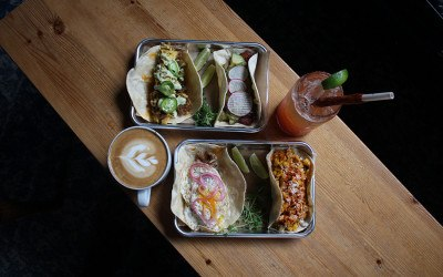 Breakfast tacos, a michelada, and more at Cambridge's new Pepita Coffee
