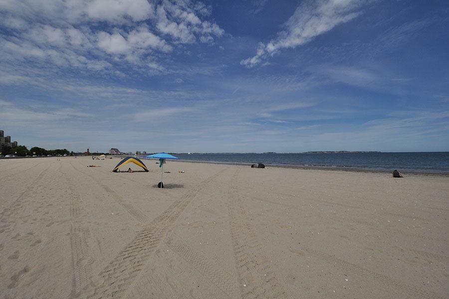 Revere Beach view