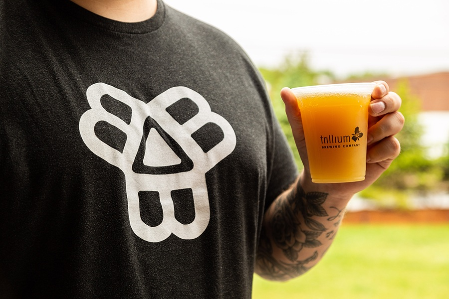 Bissell Brothers from Portland, Maine, are popping up at the Trillium Garden