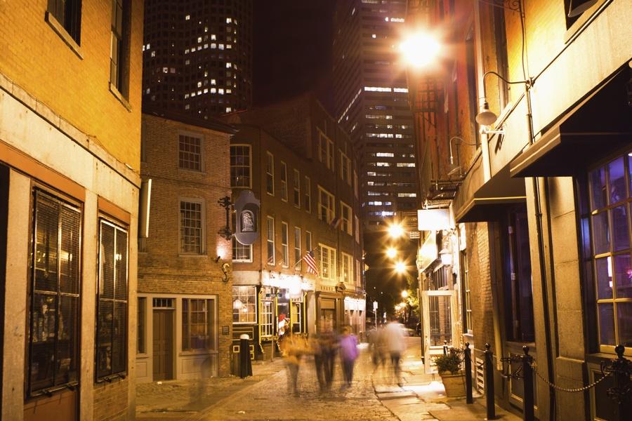 boston nightclub report