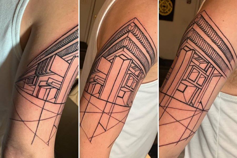 city hall tattoo