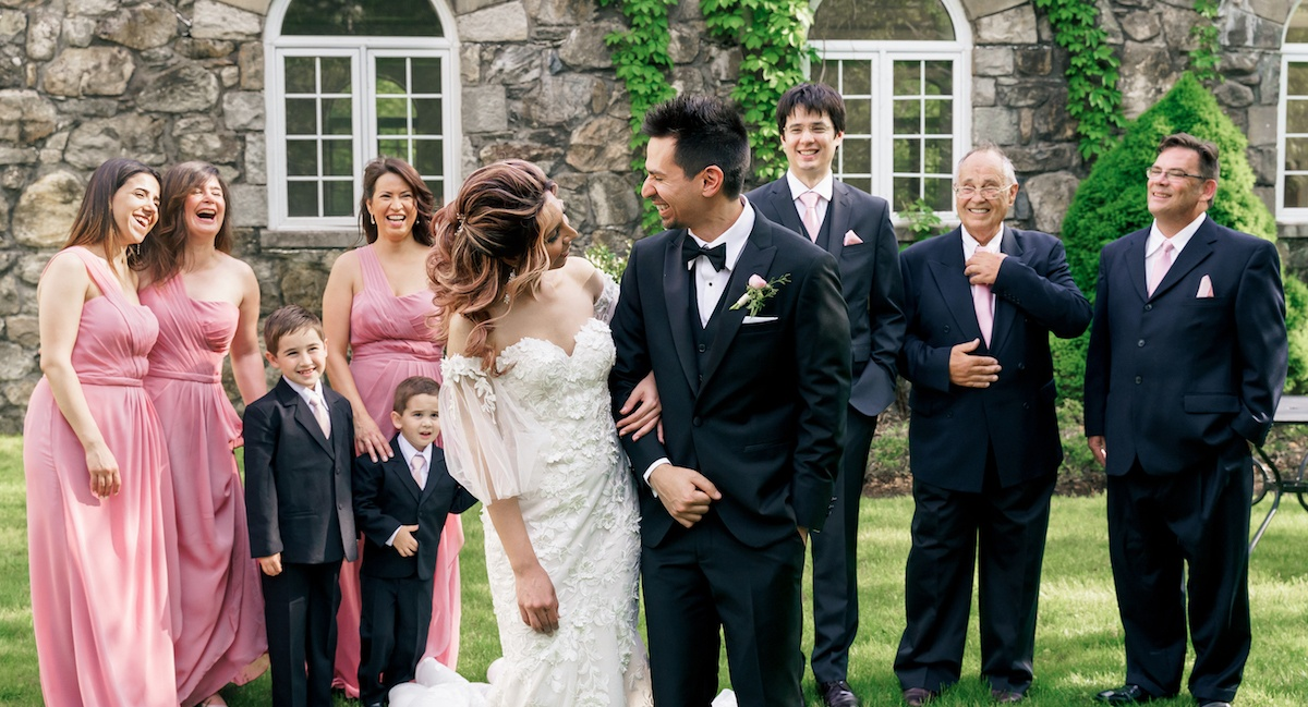 connors center wedding