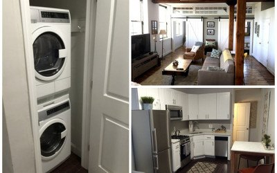 apartments with in-unit laundry