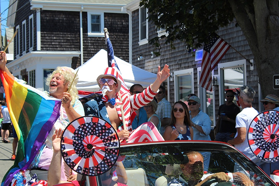 provincetown fourth of july parade