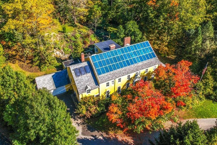 lexington solar power home