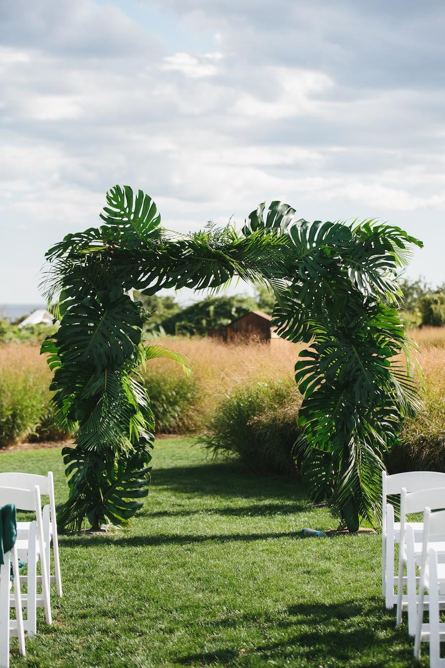 botanical arch