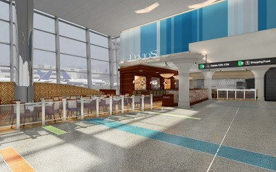 Davio's Northern Italian Steakhouse will open this fall inside Terminal C at Logan Airport