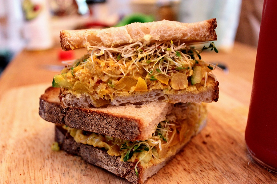 Chick Chick Boom is on the Deep Cuts Deli menu at its pop-up this weekend at the Bar By the Elevator