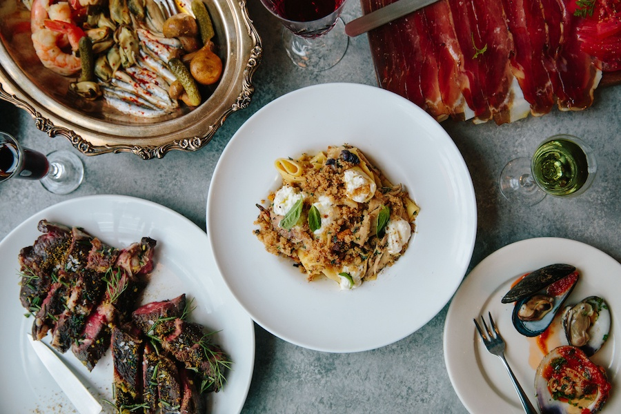 Five Things You Need To Eat At Peregrine In Beacon Hill