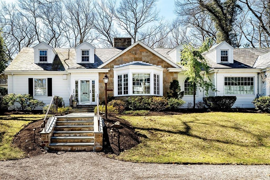 Chestnut Hill single-family home