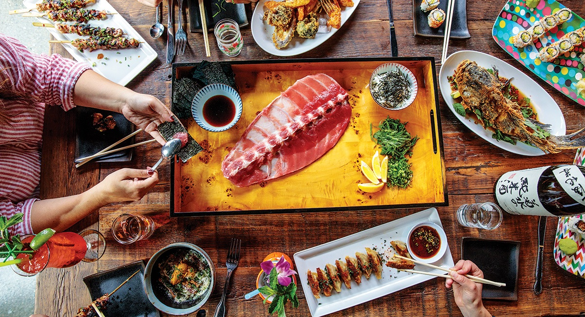 The Best Restaurants In Boston Boston Magazine