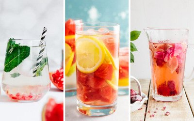 flavor infused water
