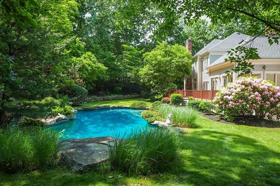 Five Greater Boston Homes For Sale With Really Pretty Gardens