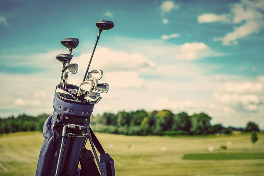 golf courses in Boston