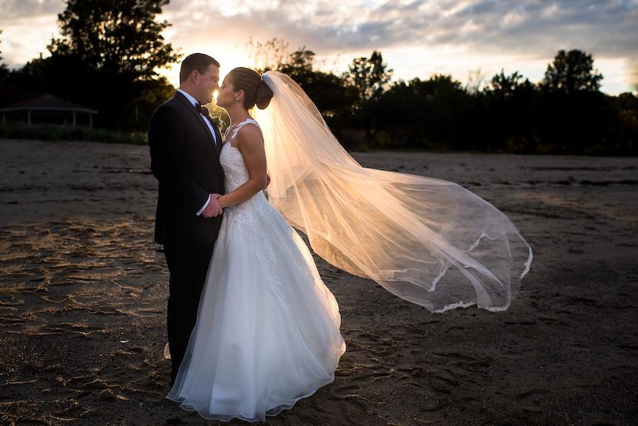 backyard wedding hingham
