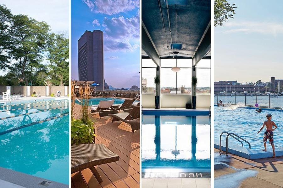 outdoor public pools in boston
