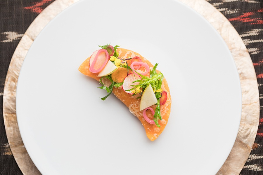 Pinoy Heritage lamb empanada