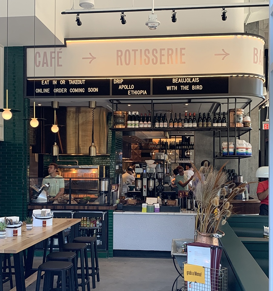 Shy Bird is now open in Kendall Square.