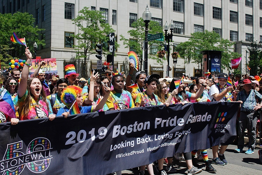 36 arrested as Straight Pride Parade members, counterprotesters clash in Boston