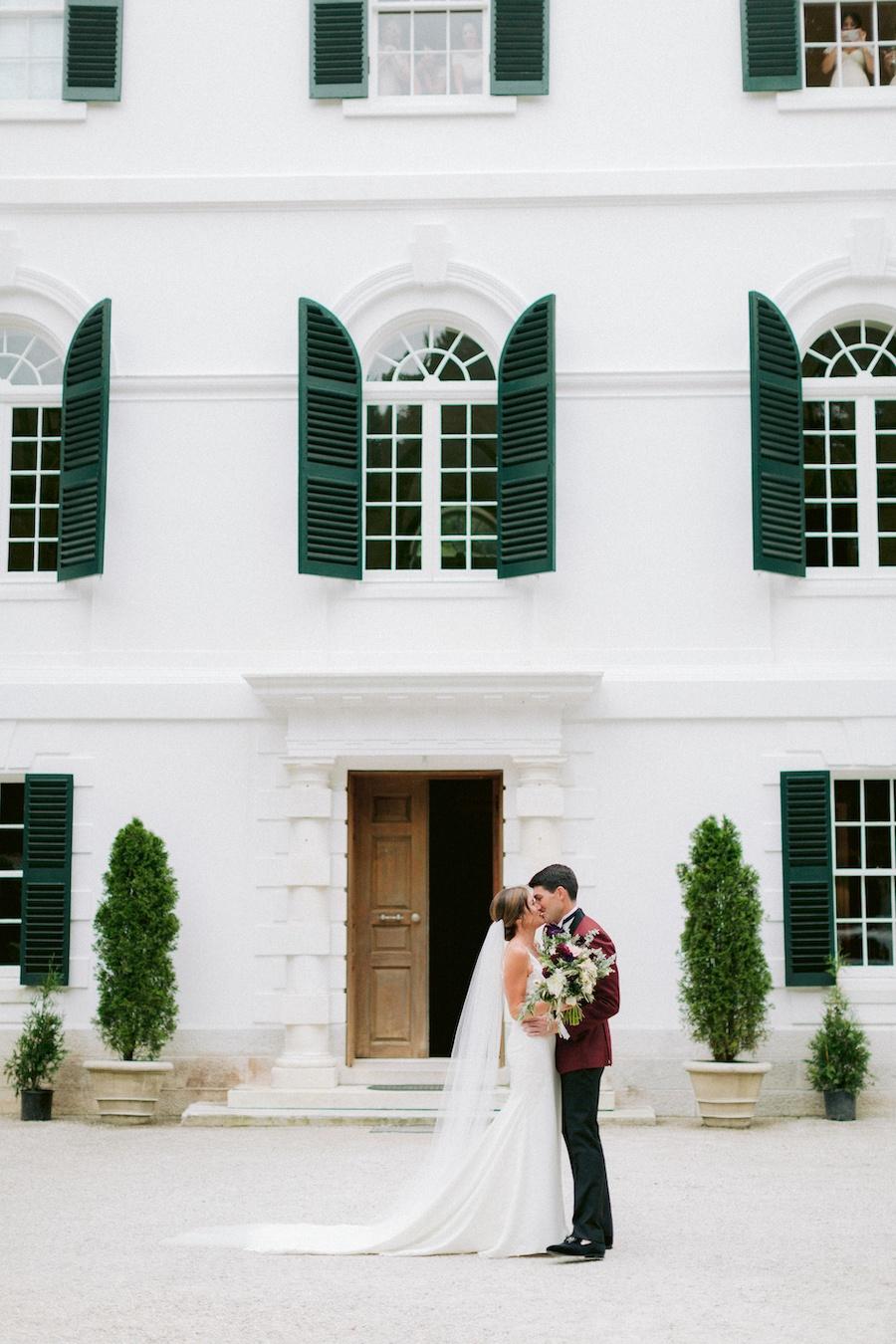 the mount lenox wedding