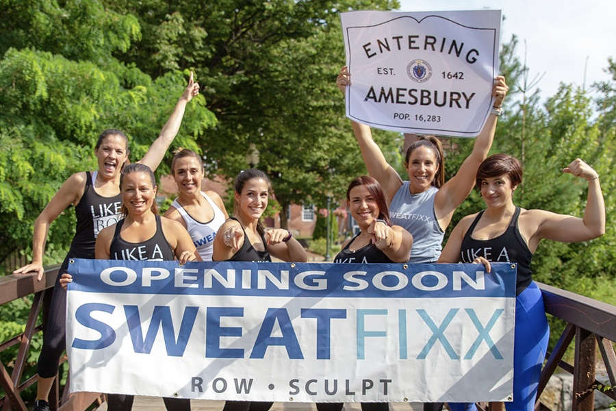 Sweat Fixx Amesbury