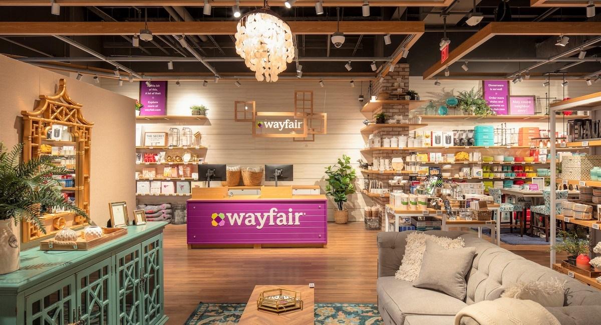 Sneak Peek Wayfair S First Ever Retail Store Opens In Natick