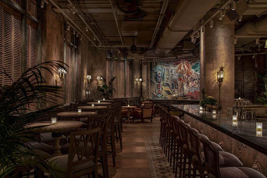 Mariel bar lounge