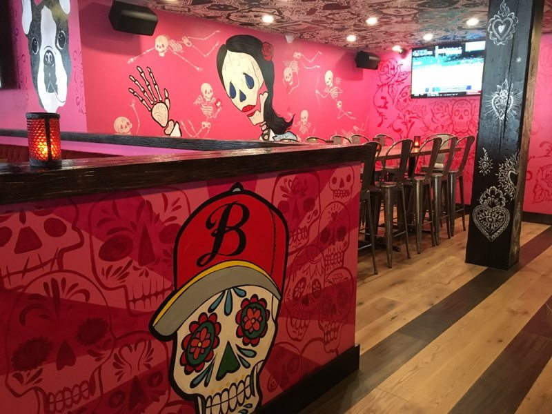 Pink Taco's restaurant in Boston opens in early October