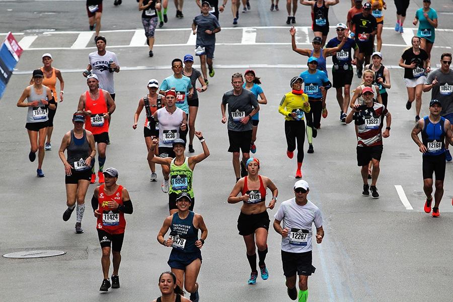 Boston Marathon registration