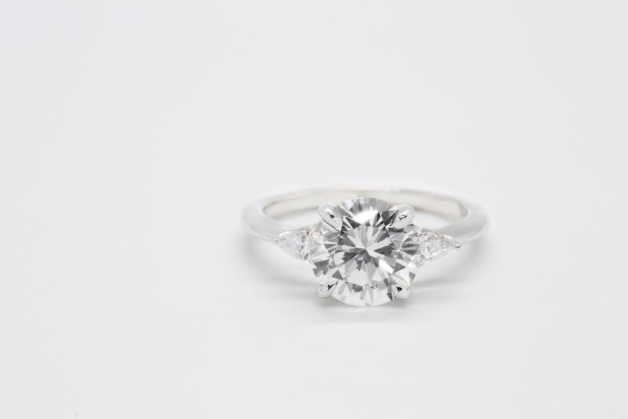 engagement ring hannah florman