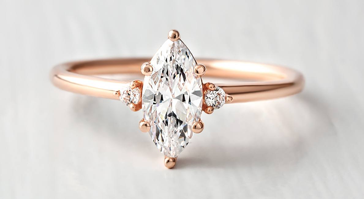 18 Glittering On Trend Engagement Rings From Local Jewelers