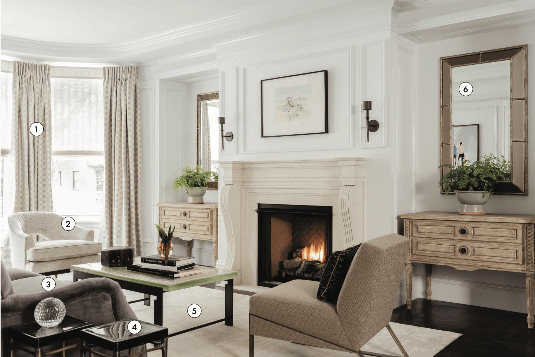 Inspired Interiors Living Room Refresh, The Living Room Boston