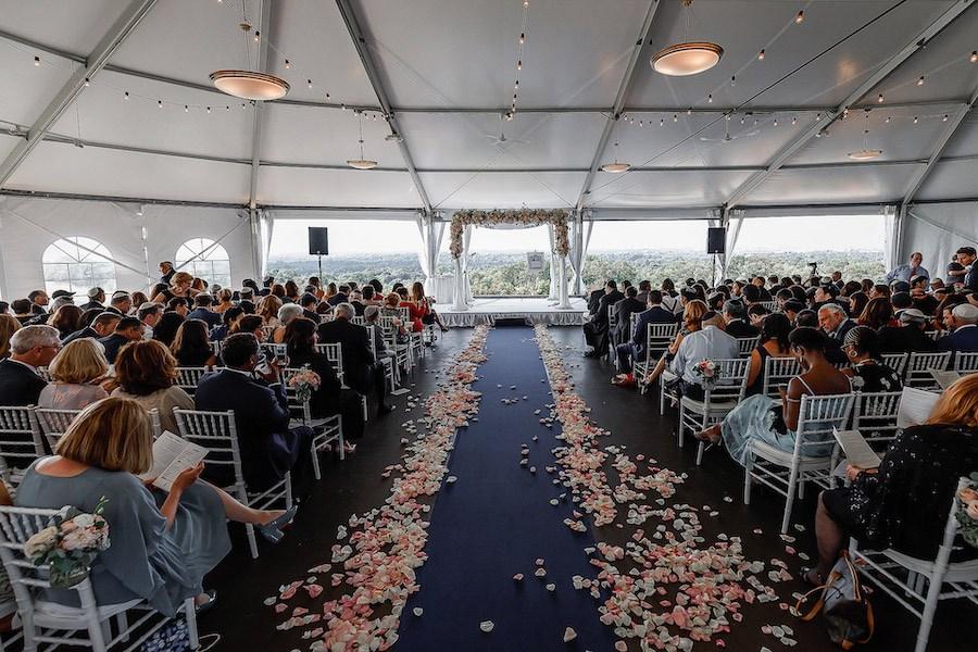 sports wedding venues