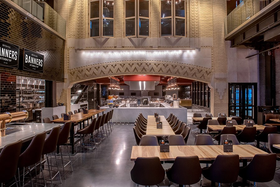 Banners Kitchen & Tap opens October 15