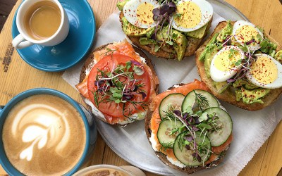 Black Sheep Bagel Cafe Cambridge bagel sandwiches and coffee