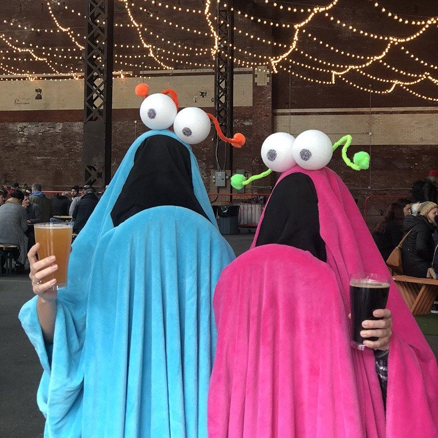 SoWa Spooktacular Halloween Craft Collective beer