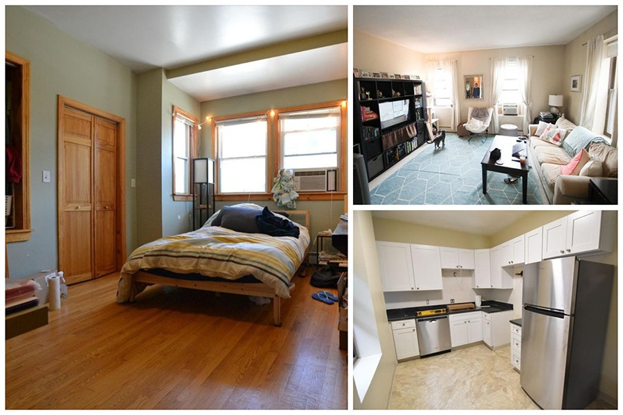 Five Nice One-Bedroom Apartments for Rent in Allston
