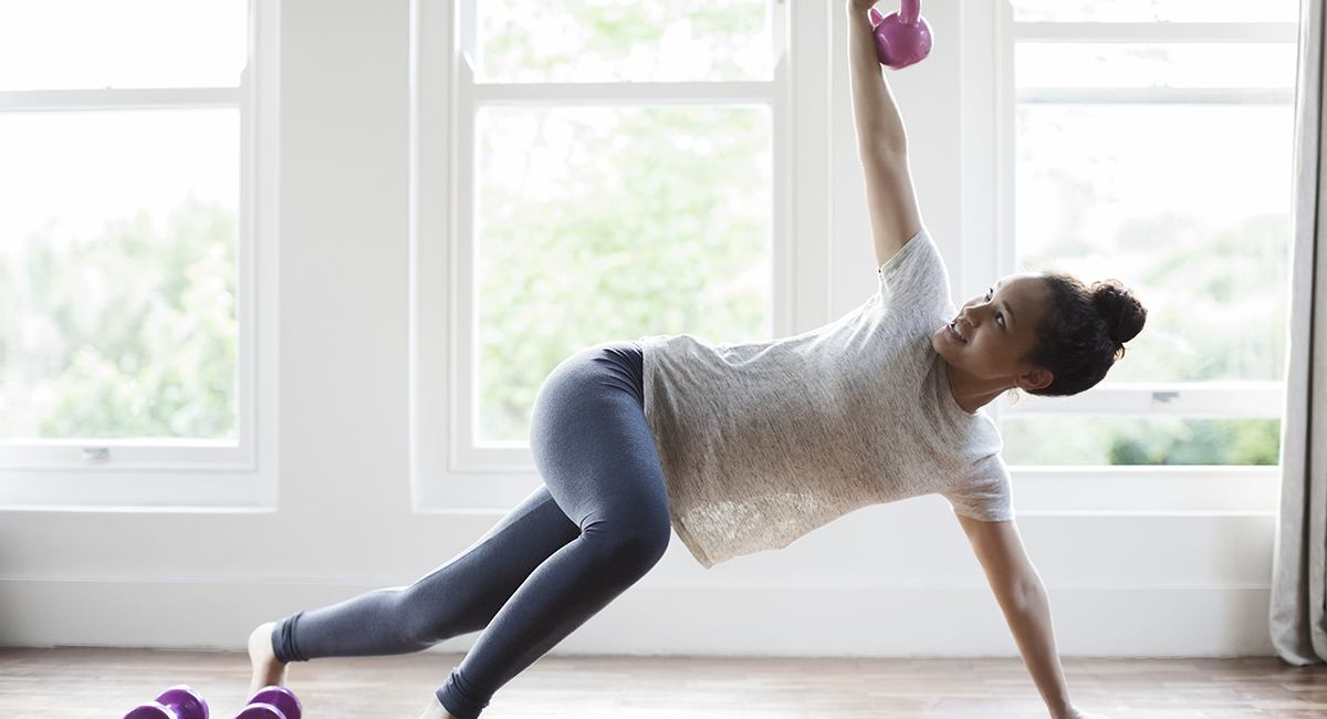 Seven Pieces Of Home Gym Equipment For Your Tiny Apartment