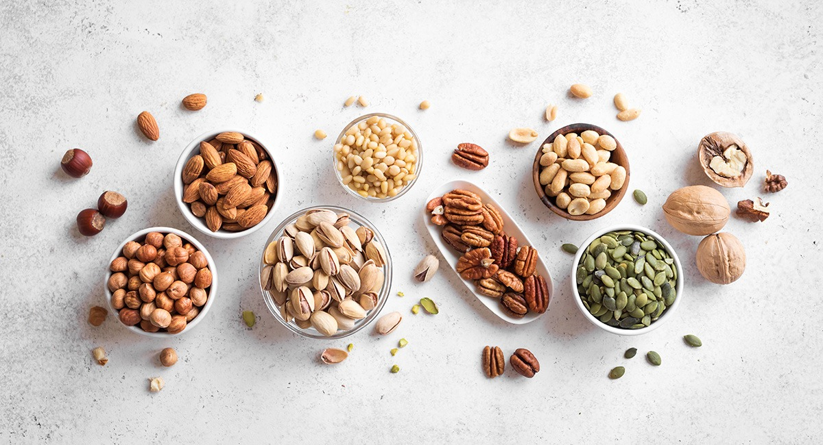 These Are the Healthiest Types of Nuts for Better Snacking