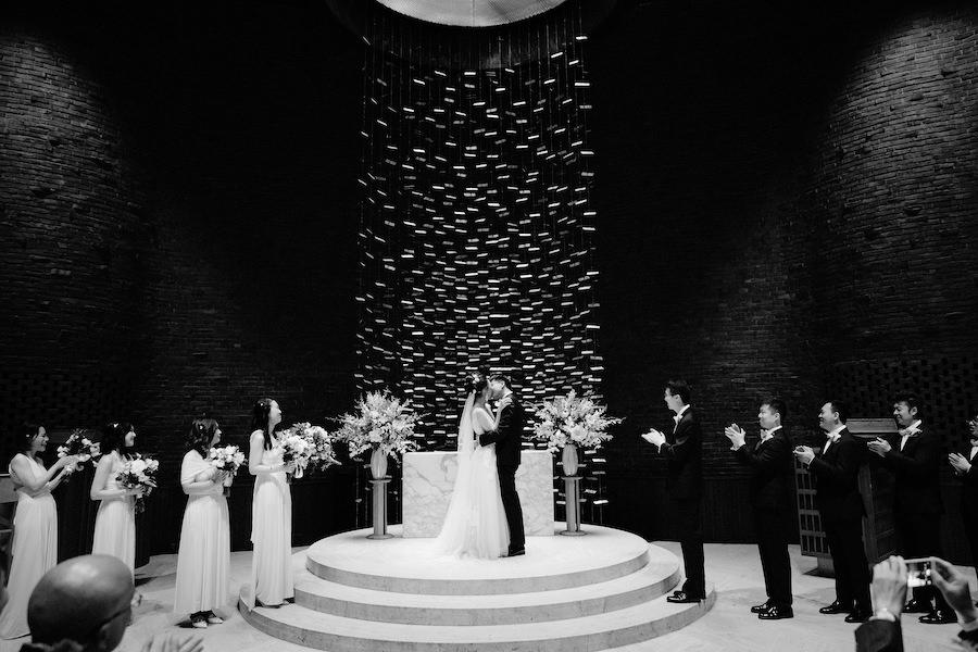 mit chapel wedding